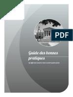 Guide Des Bonnes Pratiques Pénales
