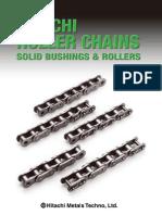 Chain Catalog Hitachi