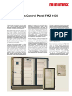 MX Fire Detection Control Panel FMZ 4100.pdf