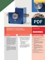 MX Multisensor fire gas detector GMX 1001CO1 GMX 1002CO.pdf