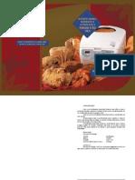 Livro de Receitas Manual Pães 06