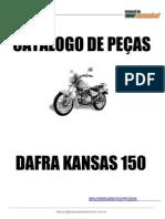 Catalogo de Pecas Kansas 150