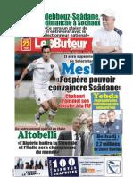 LE BUTEUR PDF du 23/03/2010