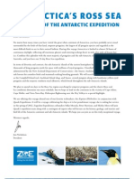 Antarctica's Ross Sea