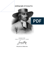 George Fox Autobiography