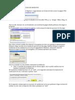 Instalacion y uso de IMGBurner