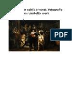kunstwijzer schilderkunst het rijksmuseum ckv periode 1 h5c