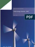KPMG India Energy Outlook 2007