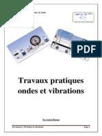 TP N Ondes Et Vibrations