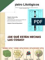 7 Registros Litologicos GR Material