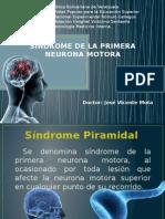 Sindrome motor espiramidal