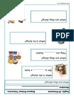 resumen ingles 4 primaria