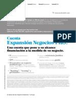 Plan Crédito Asimpea y Banco Sabadell