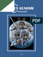 Hex Gundam Wargame