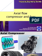 Fluid System 11-Axial Flow Compressor and Fan