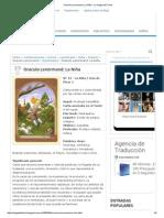 Oraculo Lenormand_ La Niña - La Magia Del Tarot