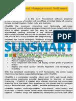 Procurement Management System-nTirePMS