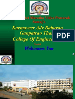 KBT College Of Engineering nashik