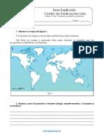 A.1.1 Ficha de Trabalho as Primeiras Sociedades Recolectoras 1