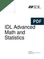 IDL Advanced Math and Statistics.pdf