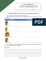 A.1.1 Ficha de Trabalho as Primeiras Sociedades Recolectoras 2