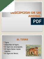 Descripcion de Un Animal