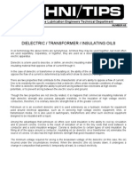 065_dielectric, transformer, insulating oils