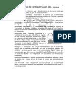 Glossário de Instrumentação