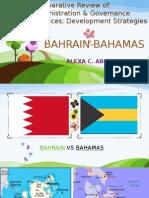 Bahrain-Bahamas Final PPT