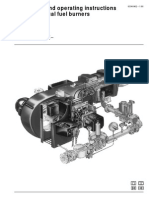 Wg1-Wg11 Dual Fuel Burners Instalation Manual An