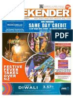 Indian Weekender, October 30, 2015 Vol 7 Issue 32