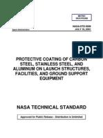 Protective Coating - Nasa Technical Standard
