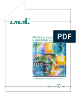 IMSL Fortran Library User Guide 2.pdf