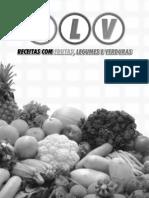 Livro de Receitas Frutas Legumes Verduras