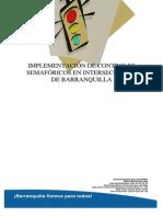 Semaforizacion Intersecciones Barranquilla
