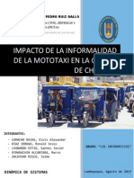 Informe Proyecto Final en dinamica de sistemas