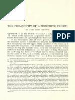 The Philosophy of a Memphite Priest.pdf