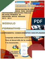 Módulo El Leguaje Audlovisual IV