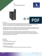 EtherWAN ED3145-40B Data Sheet
