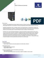 EtherWAN ED3171-00B Data Sheet