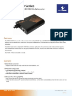 EtherWAN EL200CA-2 Data Sheet