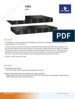 EtherWAN EMC1200RT Data Sheet
