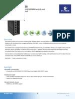 EtherWAN EX73242-13B Data Sheet