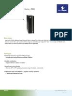 EtherWAN PD1041 Data Sheet