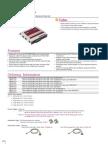 EtherWAN SE5302-00B Data Sheet