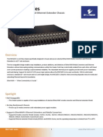 EtherWAN EMC1600 Data Sheet