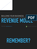 Fi Chile - Revenue Models (2015 10 29) Guillaume Balas