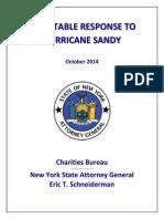 Hurricane Sandy Key Findings - Hurricane Sandy 2014 Report.pdf