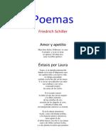 Schiller - Seis Poemas