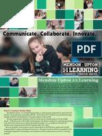 1:1 Learning at Nipmuc Regional